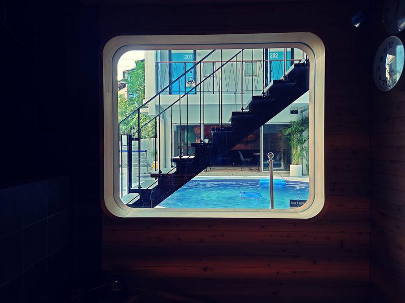 じゅんさんの8HOTEL CHIGASAKIのサ活写真