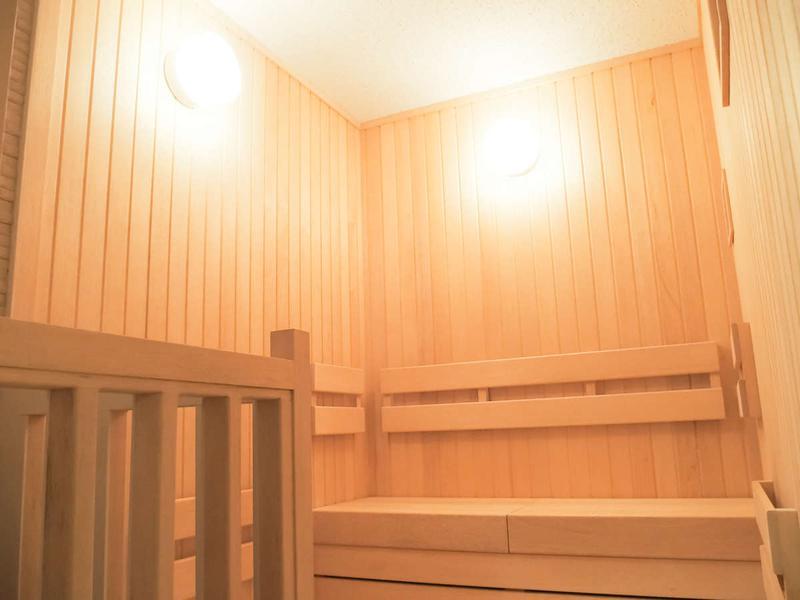 ホテルリブマックスPREMIUM姫路駅南 サウナ室