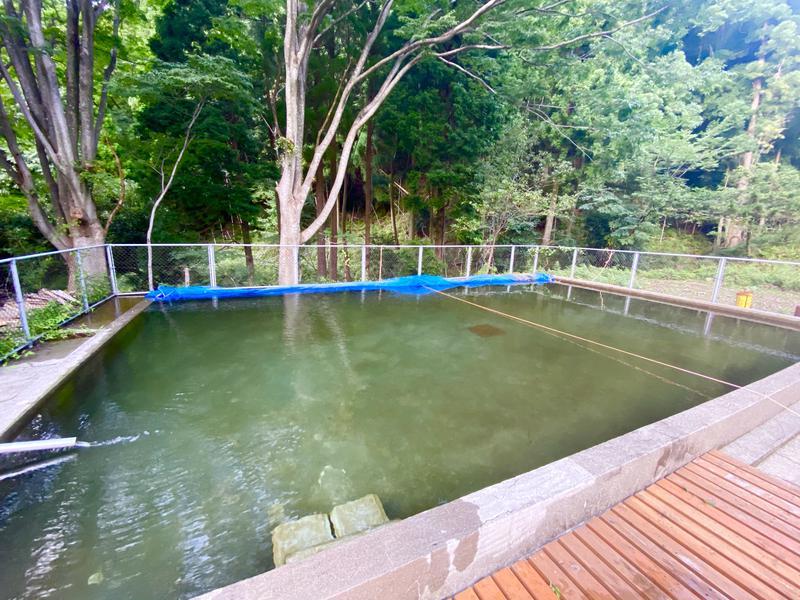 REBUILD SAUNA (ゲストハウスLAMP豊後大野) 水風呂