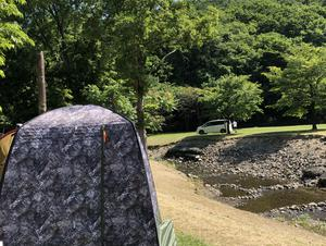 厚田公園キャンプ場 写真