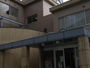 ふれあい会館今庄サイクリングターミナル 写真