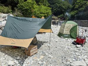 ウェルキャンプ西丹沢 写真