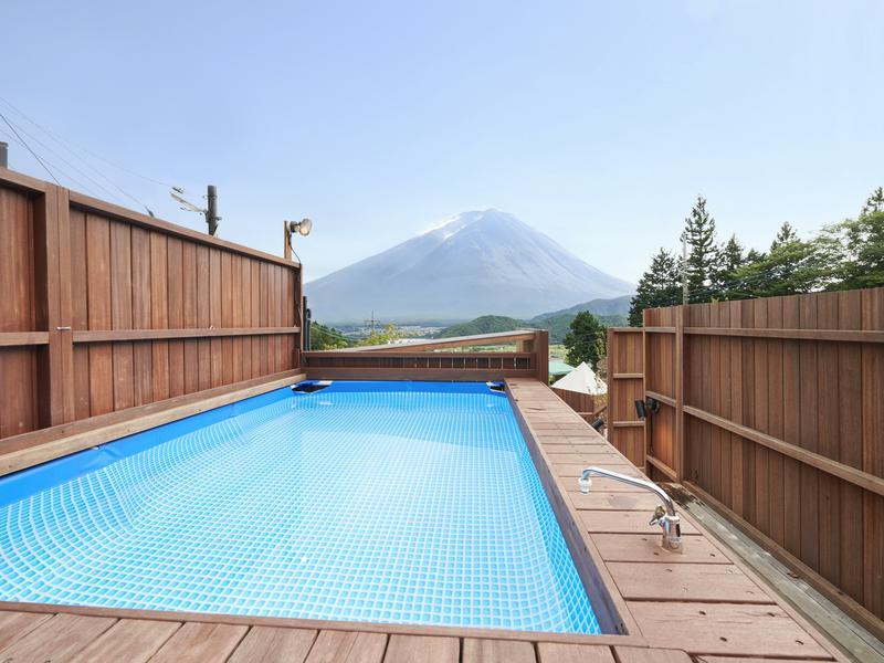 Dot Glamping 富士山 水風呂