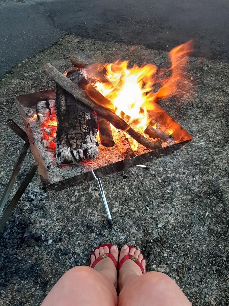 さうちゃんさんのNature Sauna(大山隠岐国立公園内・一向平キャンプ場)のサ活写真