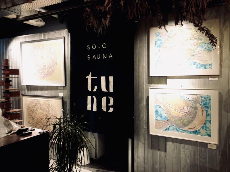 ソロサウナtune 写真