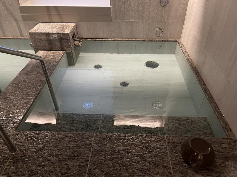 ホテル コレクティブ 男性水風呂