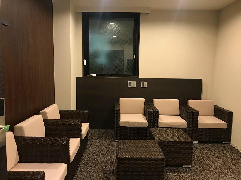 ホテルリブマックス赤坂GRANDE 休憩室(インターバル休憩OK)