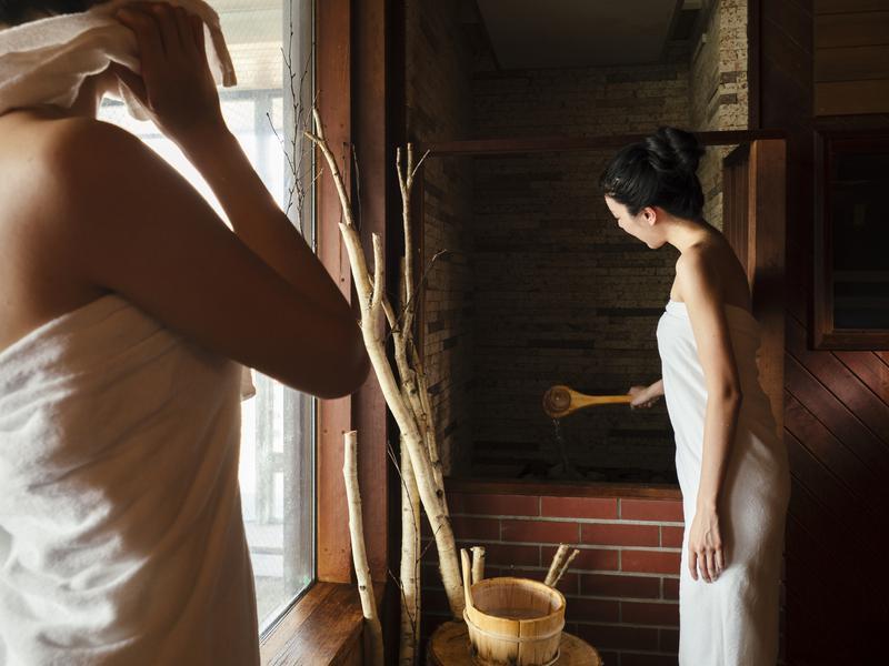 【Karakami HOTELS&RESORTS】 ニュー阿寒ホテル セルフロウリュ