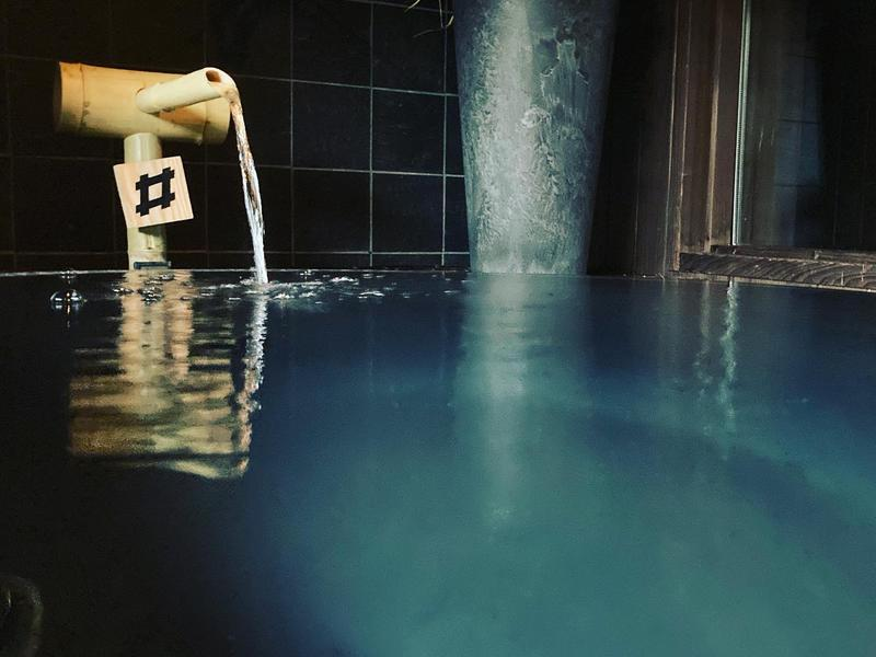 KAMAKURA HOTEL 水風呂