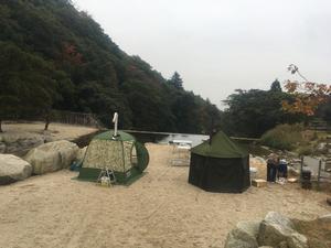八風キャンプ場 写真
