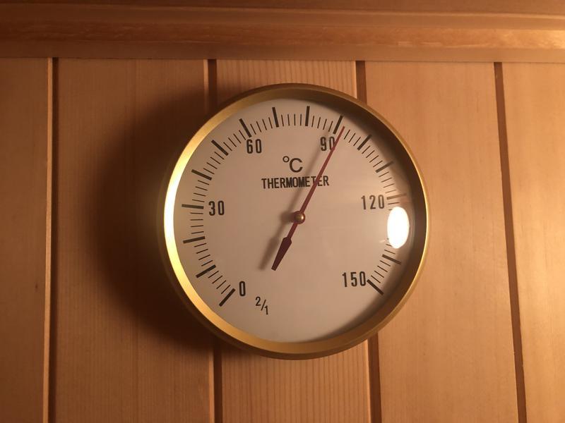 パークプラザ宇都宮 平均温度